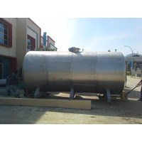 storage Tank 20000 L horizontal