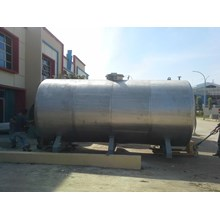 storage Tank 20.000 L horizontal