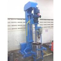 Mixer 5 hp manual lifting  1