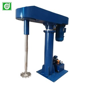 HSD Mixer Hidrolik Lifting