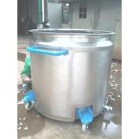 tangki 500 liter jacketed