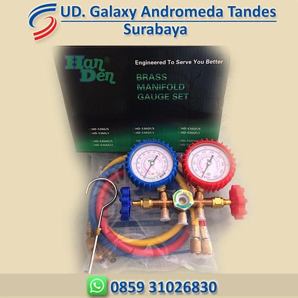 Manifold Handen R22