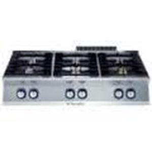 ELECTROLUX 700XP 6-BERNER
