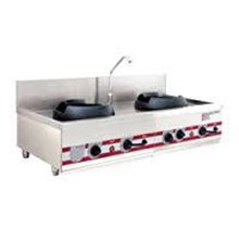 power flame table top wok range