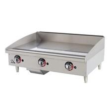 GAS Griddle 24 inchi  top table model WJRG24