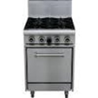 MPA CUISINE Kompor Gas 4 Burner Model ARS-24