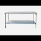 Working Table / Meja Kerja Stainless Steel Custom 1