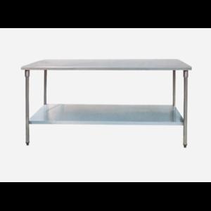 Dari Working Table / Meja Kerja Stainless Steel Custom 0