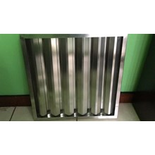 Grease Filter Stainless Steel