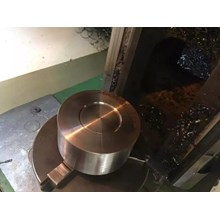 Pengecoran Kuningan Tembaga AB2 Steel SCM