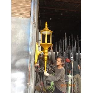 Lampu Klasik Jawa