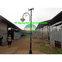 Jual Tiang Antik Solar Cell 2