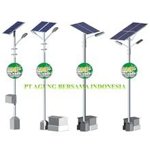 Tiang Antik Solar Cell