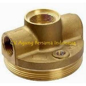 Pengecoran Logam Kuningan Tembaga AB2 Pompa Kapal By CV. Agung Bersama Indonesia