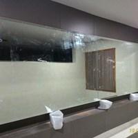 Mirror Wall Glass