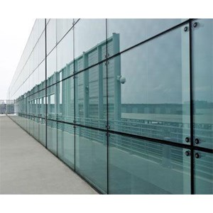 Kaca Curtain Wall