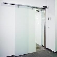 Pintu Kaca Geser