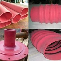 Linatex Rubber Tubing Models Tegal (Lucky 081210121989)