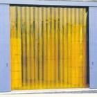 Tirai PVC Curtain Yellow 6