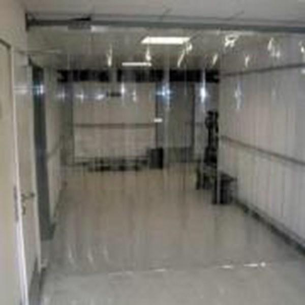 Tirai PVC Curtain Clear  (Lucky 081210121989)