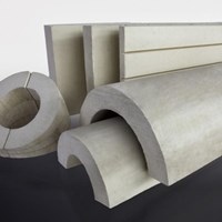 Jual Calcium Silicate Insulation