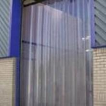 Distributor tirai pvc curtain atau tirai penyekat gudang