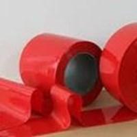 Jual Tirai PVC Curtain Merah (Lucky 081210121989) 2