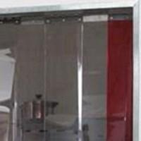 Tirai pvc curtain untuk penyekat gudang 1
