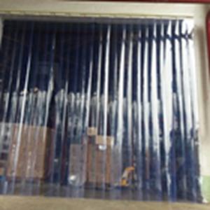 Tirai PVC Curtain Blue Clear Lampung (Lucky 081210121989)