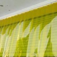 Tirai PVC Kuning (081210121989)
