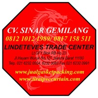 Jual Tirai PVC Curtain Plastik Kuning Medan (Lucky 081210121989) 2