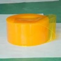 Tirai plastik kuning (081210121989)
