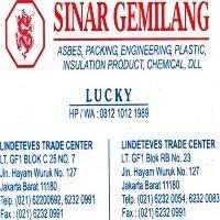 Distributor Gland packing Teflon Termurah (Lucky 081210121989) 3
