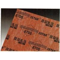 GASKET 3 STAR NON ASBESTOS 6700 (Lucky 081210121989)