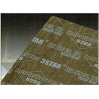 GASKET 3 STAR NON ASBESTOS 6200 (Lucky 081210121989)
