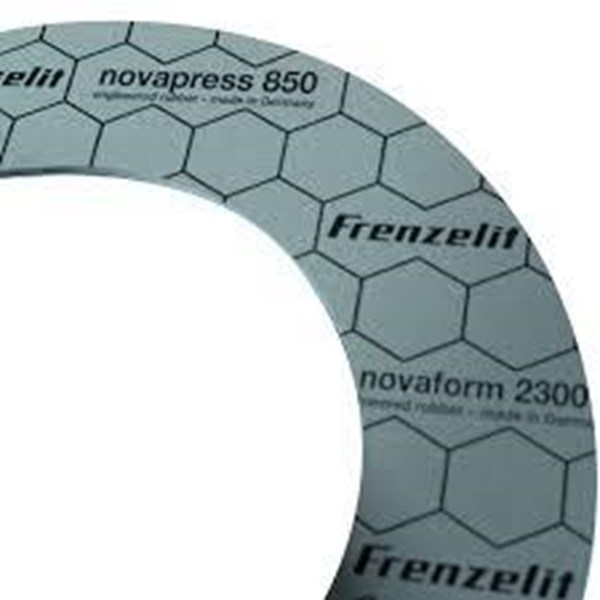 Gasket Frenzelit Type Novapress Sheet 850/Novafrom 2300(Lucky 081210121989)