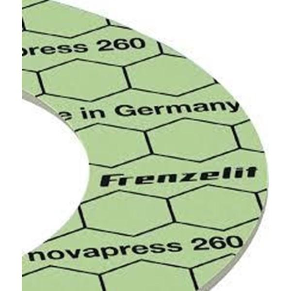Gasket Frenzelit Type Novapress 260 (Lucky 081210121989)