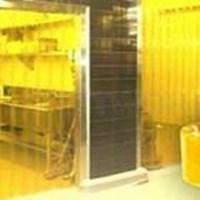 Tirai PVC Curtain Yellow (Lucky 081210121989)
