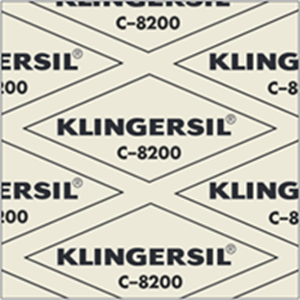 Gasket Klingersil C-8200 (Lucky 081210121989) Graphite Gasket