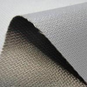 Fiberglass Cloth Coated Silicone Gray (Lucky 081210121989)