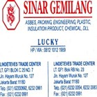 Gasket Donit Tesnit BA-203 (Lucky 081210121989) 1