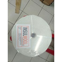 Ceramic Fiber Tape Stainless Steel Wired 1