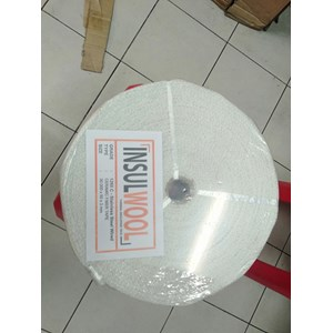 Ceramic Fiber Tape Stainless Steel Wired