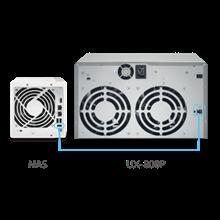 Nas Qnap Expansion Unit Ux-800P