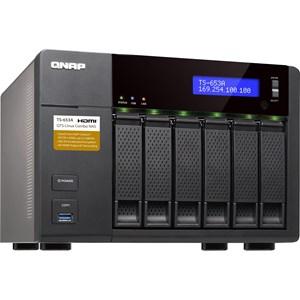 Nas Qnap Ts-653 Pro-8G (8Gb Ram)