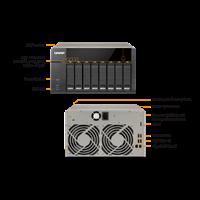 Nas Qnap Ts-851-4G (4Gb Ram) 1