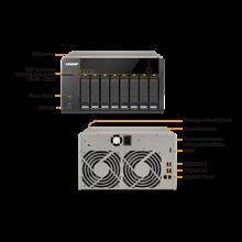 Nas Qnap Ts-851 (1Gb Ram)