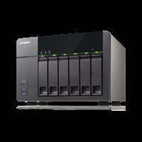 Nas Qnap Ts-651-4G (4Gb Ram) 1