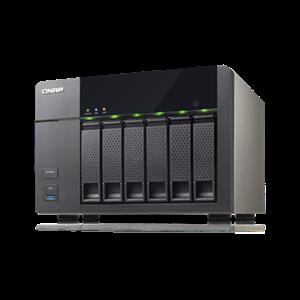 Nas Qnap Ts-651-4G (4Gb Ram)