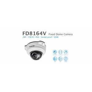 Vivotek Fixed Dome IP Camera FD8164VF3